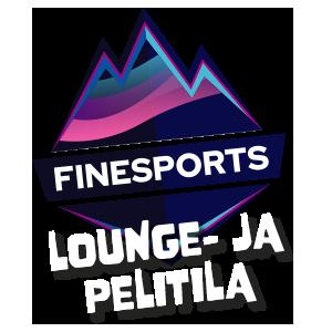 Pelti Auki -festivaalikiertueen ohjelma Finesportsin logo